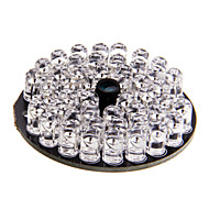 48-LED Infrared Illuminator Board for 60mm- Shell CCTV Security Camera