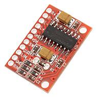 3W hoog vermogen mini digitale versterker raad met 2-kanaals