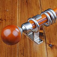 Moderne Ronde aluminium legering Drie Color Schilderen Decorative Rod
