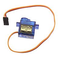 TowerPro SG90 9g 1.5kg/0.3sec Micro Servo (azul)