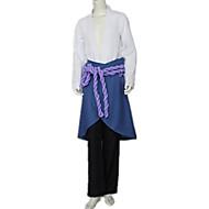 Shippuden Sasuke Uchiha Cosplay Costume
