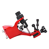 Cast Iron Liner And Shader Rotary Tattoo Machine(Red)