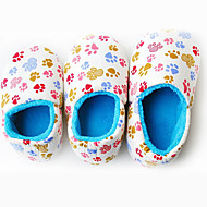Lovely Footprints Baby Slippers