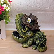 Cute Cartoon Alligator Ashtray