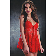 4 Color Sexy Girl Lace Women's Lingerie Sexy Uniform