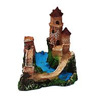 Gyanta kis kastély tornyok Ants