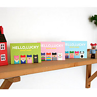 Magnetismo Bookmark / Book End (4PCS)