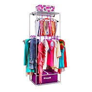 Contemporary Fashionable Moveable Metal Cloth Hanger