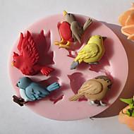 1 Környezetkímélő Torta / Keksz / Csokoládé Szilikon Sütőformák