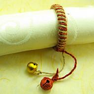 Christmas Bell Napkin Ring, Dia4.2-4.5cm Set of 12