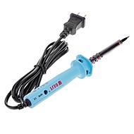 40W gumovou rukojetí Electronics DIY svařování páječka (220 ~ 240V AC)