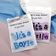 Party Favors & Gifts Caixas de Ofertas Tema Clássico Personalizado EVA Lilás/Azul