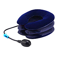 Inflatable Portable Cervical Neck Traction Collar Device