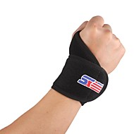 Hand & Wrist Brace Sports Support Compression Protective Adjustable Fitness Baseball Camping & Hiking Running Black