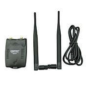 comfast® cf-wu7200nd 300mpbs 12dbi Doppel Antennen Wireless WiFi-USB-Adapter Ralink rt3072