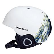 Casque Vélo (Blanc / Bleu , EPS / PVC)-de Unisexe - Snowboard / Sports de neige / Sports d'hiver / Ski Sports 14 AérationM : 55-59cm /