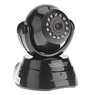 wanscam® IP PTZ telecamera audio bidirezionale ruotare wifi p2p wireless