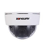 ZONEWAY 2.0 MP Koepel Binnen with Dag Nacht / IR-cutDag Nacht / Bewegingsdetectie / Dubbele stream / Externe toegang / IR-cut / Plug &