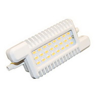 Spot Blanc Froid R7S 12 W 24 SMD 5730 1180 LM 6500 K AC 100-240 V