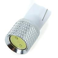 1.5W alto potere bianco 1 LED SMD dell'automobile T10 W5W 194 168 Side lampada della luce del cuneo della lampadina