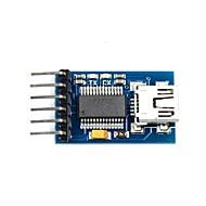 FT232RL USB до 232 Модуль последовательного TTL адаптер для Funduino - Синий (3.3 ~ 5V)