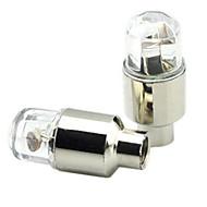 Luzes de Bicicleta / luzes da roda / Luzes de Tampa de Válvula LED Ciclismo pilhas Lumens Bateria Ciclismo-FJQXZ®
