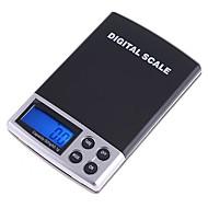 500G X 0,1 G Digital Vekt Balanse Smykker Lomme Scale