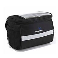 Bike Bag 2LAußenrahmen für Rucksäcke / Fahrradlenkertasche Wasserdicht / Reflexstreifen / Feuchtigkeitsundurchlässig / Stoßfest / tragbar