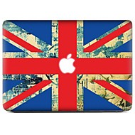 Der Union Jack Dekorative Haut Aufkleber für MacBook Air / Pro