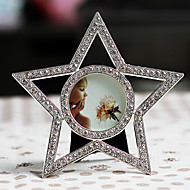 Moderní styl ve tvaru hvězdy Polyresin fotorámeček