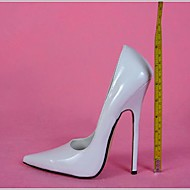 6.3in High Heels Women's Pumps Sexy Shoes  Patent Leather High Heels