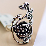 Ring Party / Daily Jewelry Alloy Women Statement Rings8 Silver