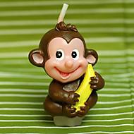 """""""원숭이 사랑 바나나""""촛불"""