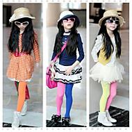 Lány Dots Candy színes Harisnyanadrág Random Color