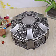 Gifts Bridesmaid Gift Personalized Hexagon Rhombus Tutania Jewelry Box