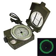 S70 Militaire Lensatic Prismatic Kompas - Army Green