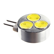 Spot LED Blanc Froid G4 3W 1 200 LM DC 12 V