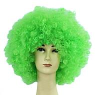 Gli appassionati di calcio parrucca del partito più colori disponibili
