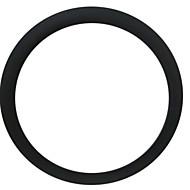 Yanbo 700C 3k Glossy 50mm karbon clincher felger små interal hull av 2,3 mm / Sykkel felger (1 Piece)