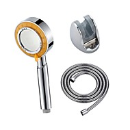 Contemporary 3 Functions Pressurize Circle ABS Hand Shower