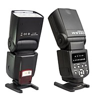 WanSen WS 560 High Quality Flash Speedlite 5600K voor Canon Nikon