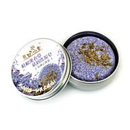 Meiyilan Handmade Lavender Juniper Shampoo Essential Oil Soap 55g