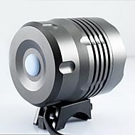 תאורה פנסי ראש / פנסי אופניים LED 6000/4000 Lumens 3 מצב Cree XM-L T6 / T6 XM-L2 קריס 18650 עמיד למים / ניתן לטעינה מחדשרכיבה על אופניים