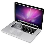 """TPU Høj Transparent Tastatur Cover Protector Keyboard Skin for Apple MacBook Pro 13 """"\ 15"""" \ 17 """""""