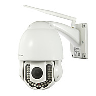 sricam® ptz outdoor ip camera 720p waterdichte dag-nacht ir cut p2p draadloze