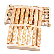 Wooden Foot Massager Roller Foot Rub fodmassage Machine