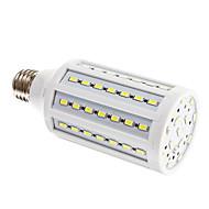 18W E14 / B22 / E26/E27 LEDコーン型電球 T 84 SMD 5730 1200 lm 温白色 / クールホワイト 交流220から240 V