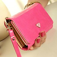 Women Elegant Purse Long Clutch Multifunction Wallet