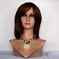 14061312 Machinemade Human Virgin haar pruik Natuurlijke golf # 6 voor Vrouwen