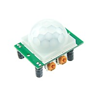 HC-SR501 Human Sensor Module Pyroelektrické Infračervený pro Mega 2560 Nano Arduino UNO R3